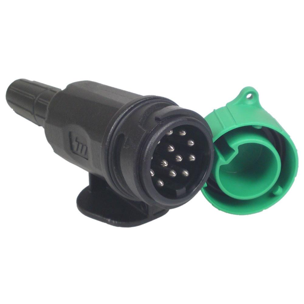 13 Pin Plug & Cap
