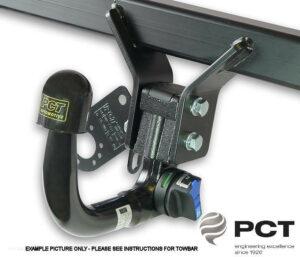 PCT Vertical Detachable Towbar