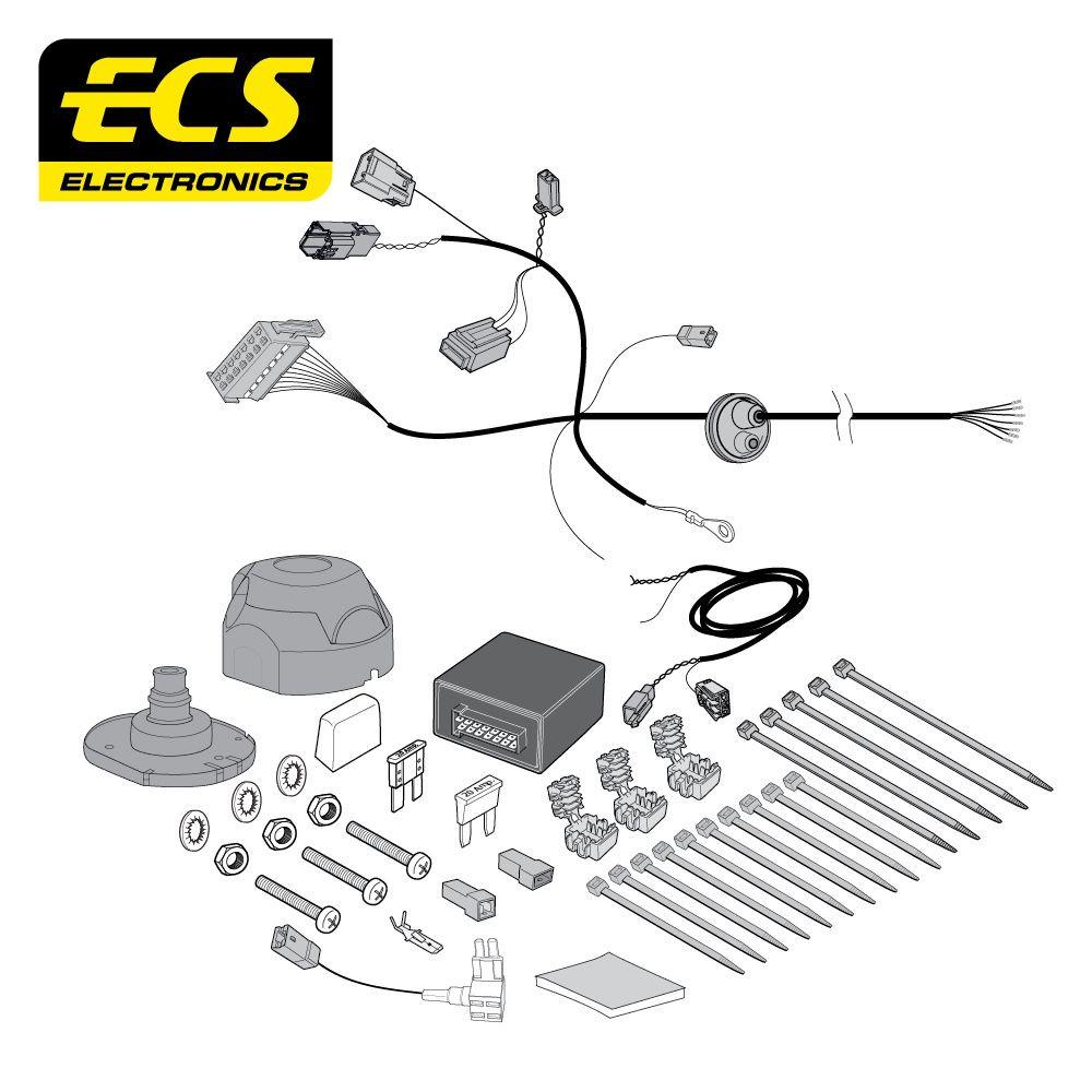 FR10807U Towbar Wiring Kit