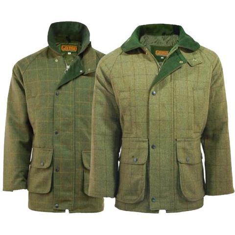 Men's Game Tweed Jacket