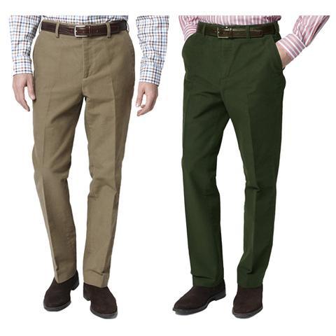 Brentwood Moleskin Trousers