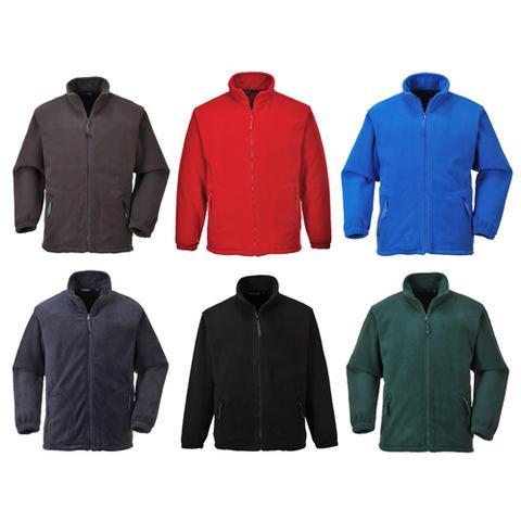 Portwest Argyle Heavy Fleece Jacket