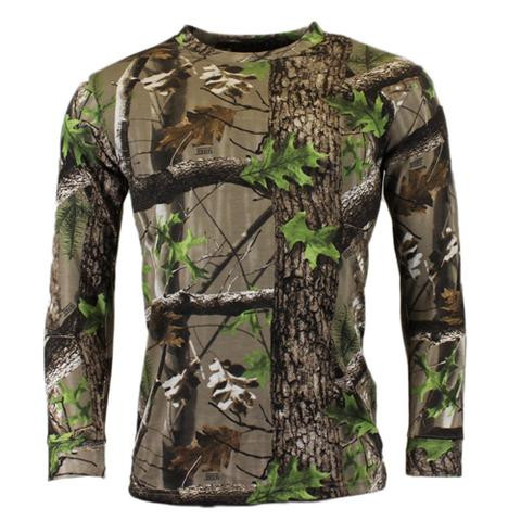 Game Camouflage Long Sleeve T Shirt