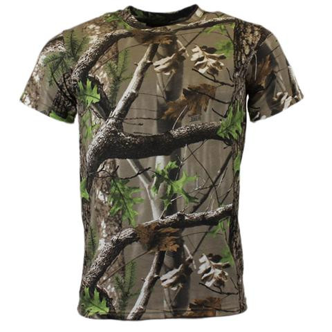Game Camouflage Short Sleeve Tshirt