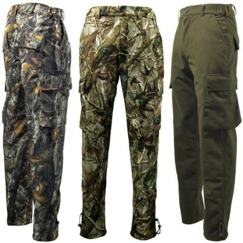 Game Tecl-Wood Stealth Waterproof Trousers