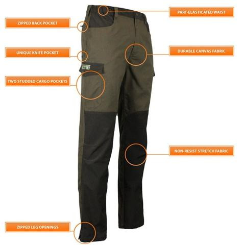 Game Forrester Trousers