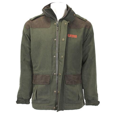Game Aston Pro Waterproof Jacket