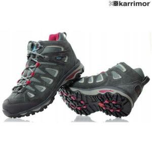Ladies Karrimor Weathertite Isla Mid Rise Waterproof Trekking Boots