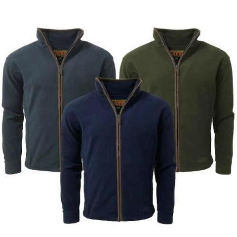 Mens Game Stanton Fleece Jacket
