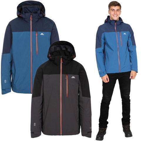 Trespass Tappin Waterproof Jacket