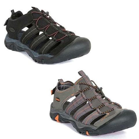 Mens Trespass Torrance Hiking Sandals