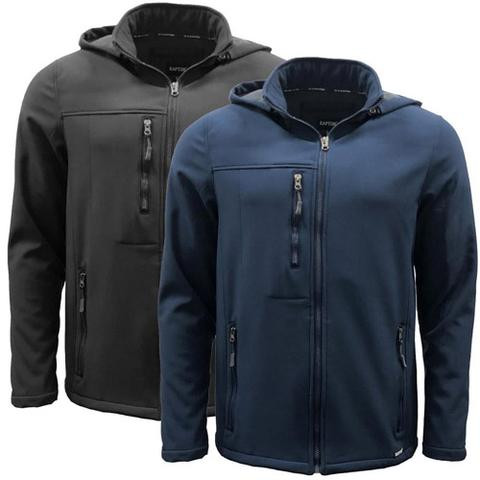 Mens Windproof Softshell Jacket