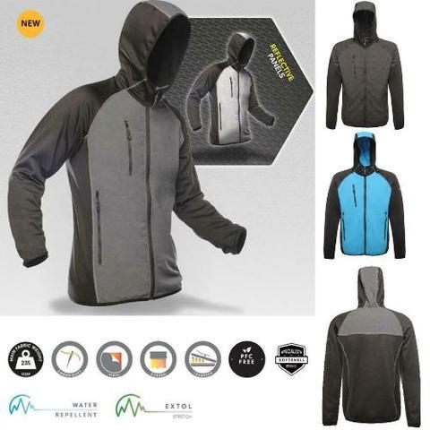 Regatta Mens X-Pro Lumen SoftShell Jacket