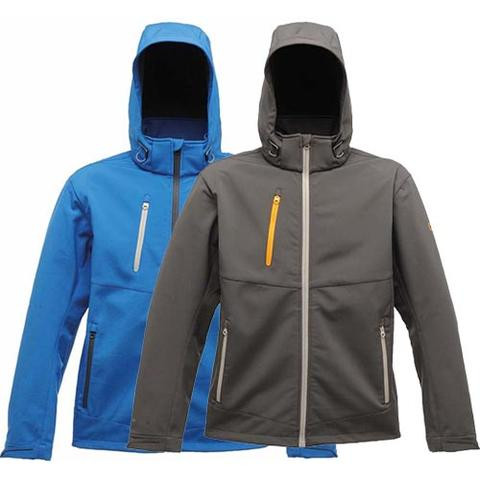 Regatta Xpro Dropzone 3 Layer Softshell Jacket