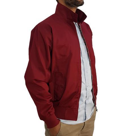 Urban Road Vintage Harrington Jacket