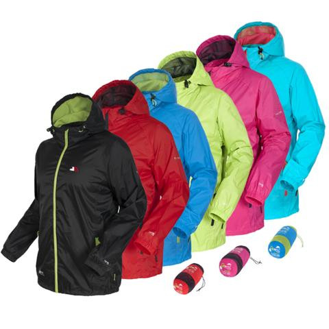 Trespass Qikpac Waterproof Packaway Jacket