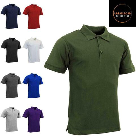 Urban Road Mens Premium Polo Shirt