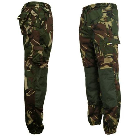 Standsafe Camouflage Utility Joggers with Cargo Pockets