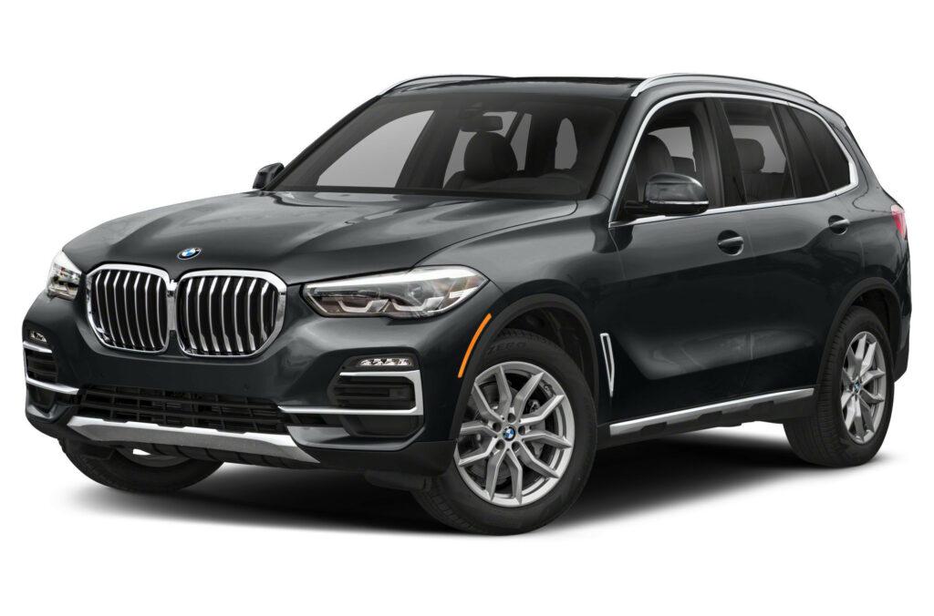 BMW X5 2018-Present Towbars