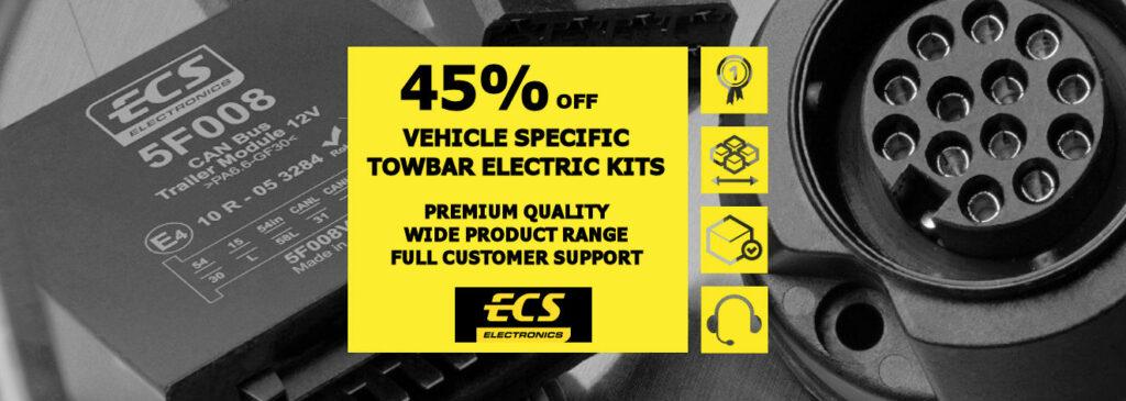ECS Towbar Electric Kits