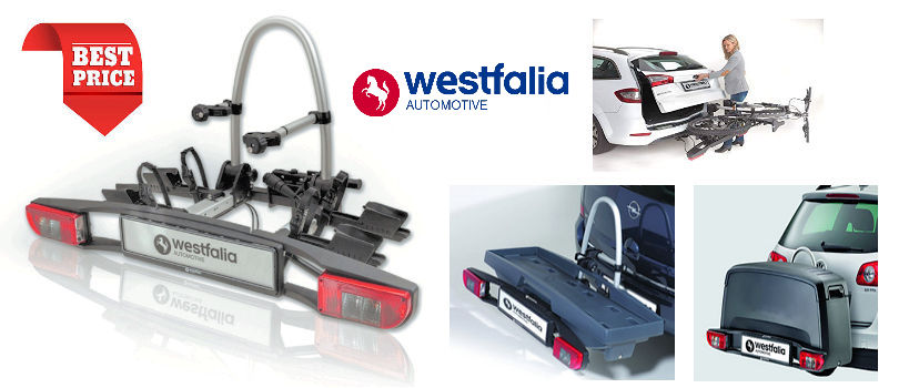 Westfalia Cycle Carriers